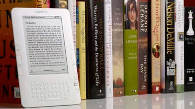 Kindle Shelf
