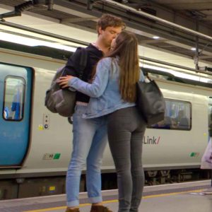 "The ""Goodbye Kiss"" Is Being Banned At Some UK Train Stations"