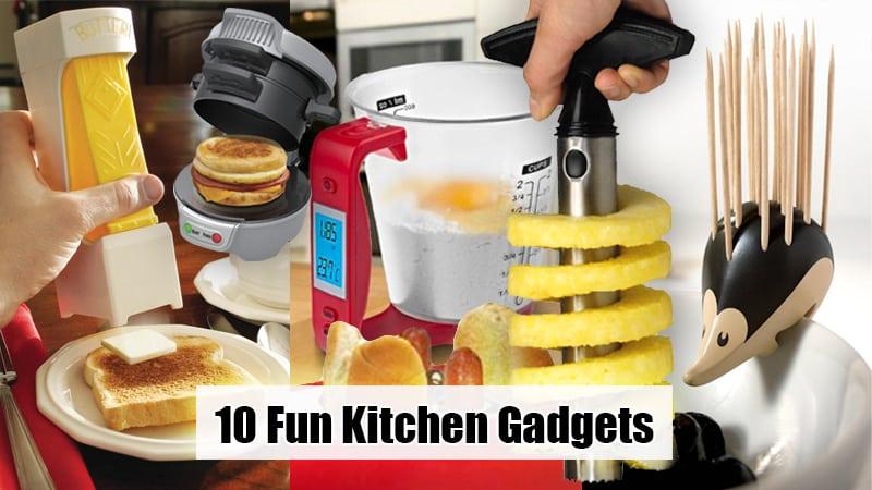 10 fun kitchen gadgets that will amaze your friends