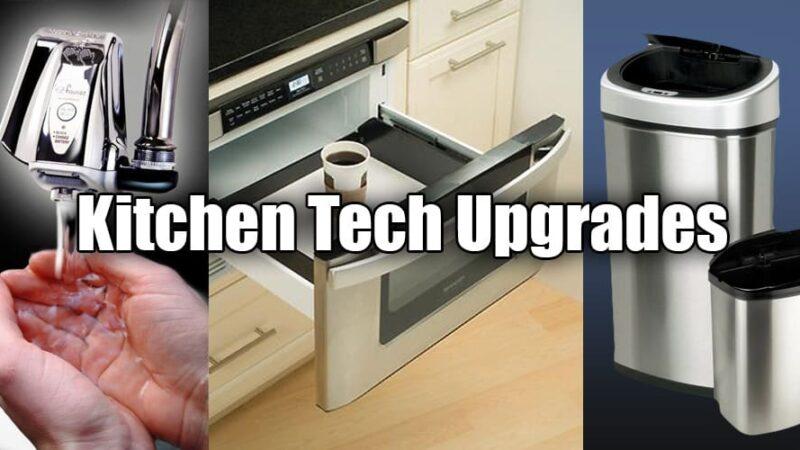 Kitchen Tech Upgrades