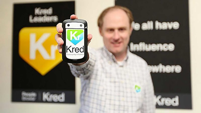Andrew Grill CEO Of KRED