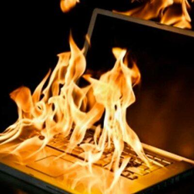 Laptop Fires