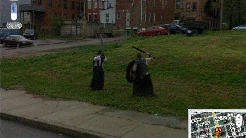 Lard Nerds Street Battle