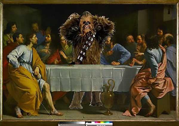 Chewbacca'S Last Supper