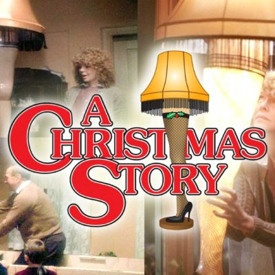 The Leg Lamp From A Christmas Story - - Leg Lamp Trivia