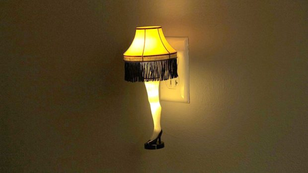Leg Lamp: Nightlight