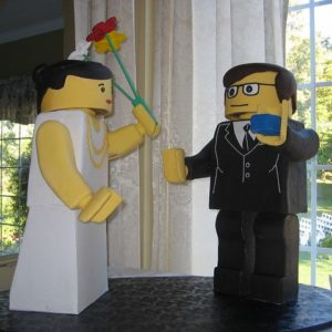 12 Amazing LEGO Cakes That You Can Actually Eat