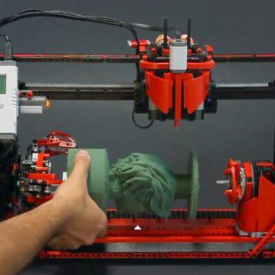 3D LEGO Printer