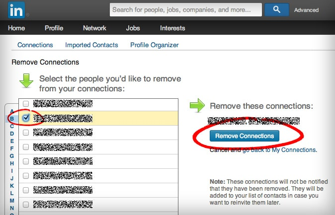 How To Remove a Connection on LinkedIn