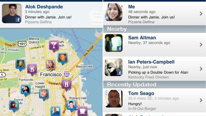 Loopt Screenshot