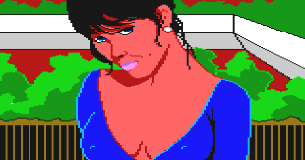 Faith From Leisure Suit Larry 1