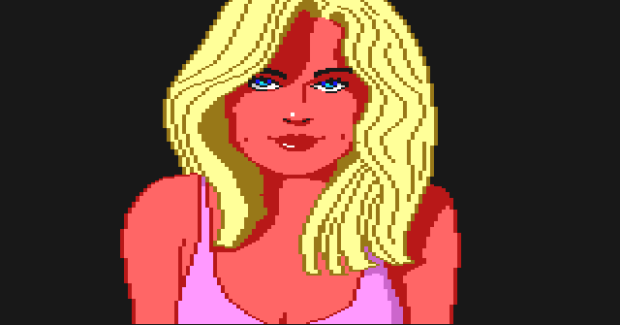 Fawn From Leisure Suit Larry in The Land Of The Lounge Lizards
