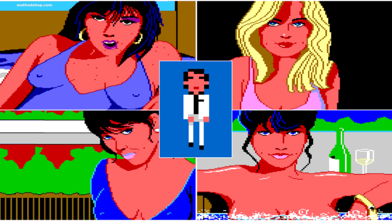 Leisure Suit Larry Walkthrough For The Land Of The Lounge Lizards