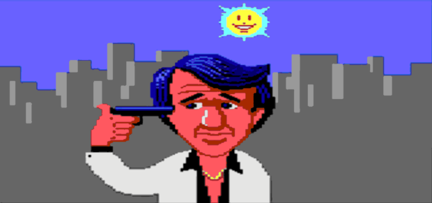 Larry Laffer Suicide - How To Die In The Leisure Suit Larry Games