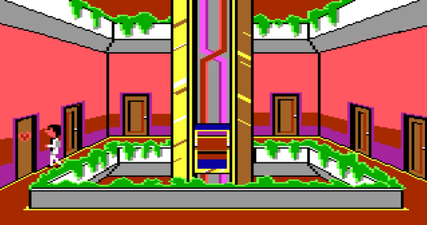 The Honeymoon Suite At The Casino In Leisure Suit Larry In The Land Of The Lounge Lizards