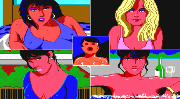 Leisure Suit Larry Women - Leisure Suit Larry Walkthrough