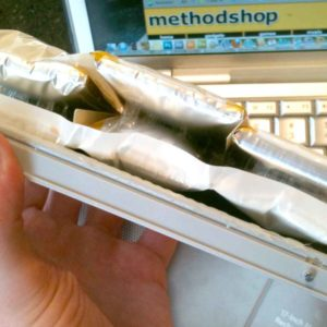 This MacBook Battery is Totally F*cked! Battery Removed Just Before It Explodes