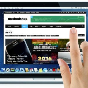 RUMOR: Apple to Announce MacBook Touch Laptop in Q4 2008
