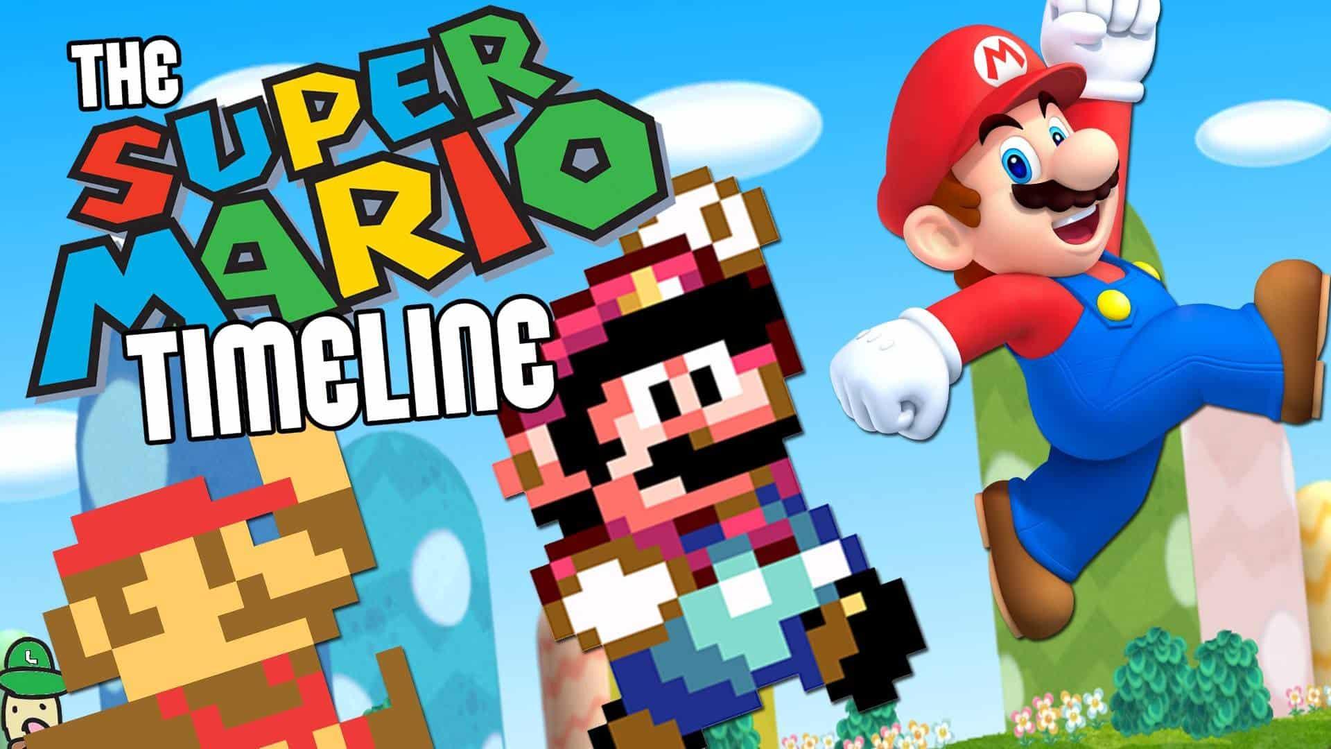 Mario Games - Arcade Spot