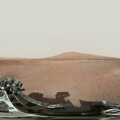 Mars 360 Panorama