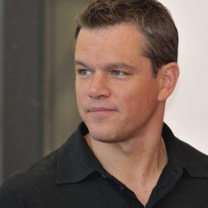 Matt Damon Wants to Wish You a Happy World Toilet Day (NSFW)