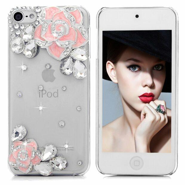 Mavis's Diary 3D Handmade Bling Crystal Smartphone Case