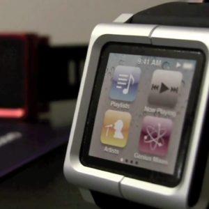 MINIMAL Announces Cool iPod Nano Watch Kits