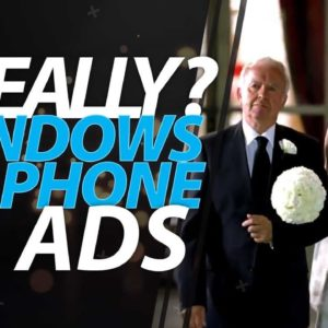 """What Do You Think Of The New """"Really"""" Windows Phone TV Commercials?"""