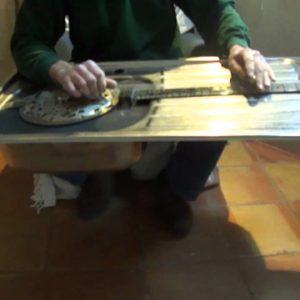 How To Turn Your Old Kitchen Sink into a DIY Slide Guitar