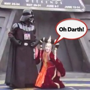 Watch Padmé Grind Darth Vader at Star Wars Dance Off