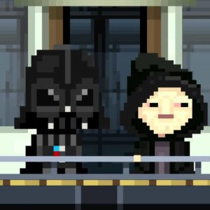 Tiny Death Star - Free Disney Star Wars Game