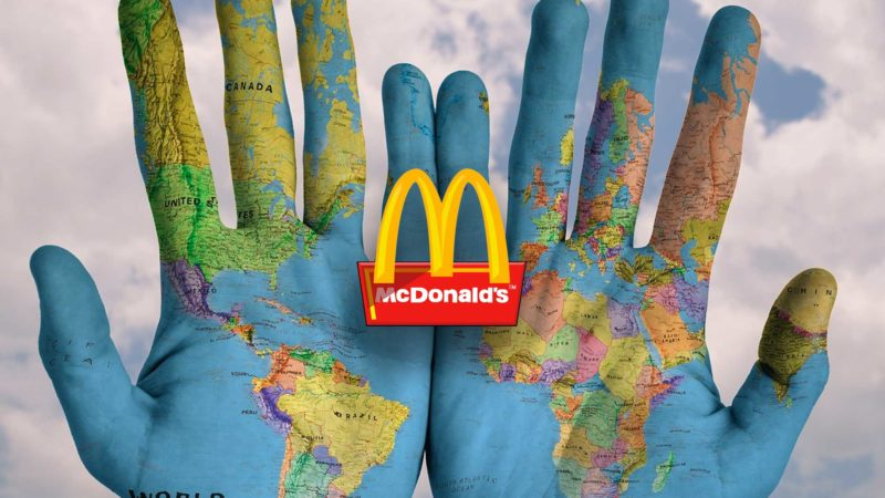 McDonald's Menu Global Variations