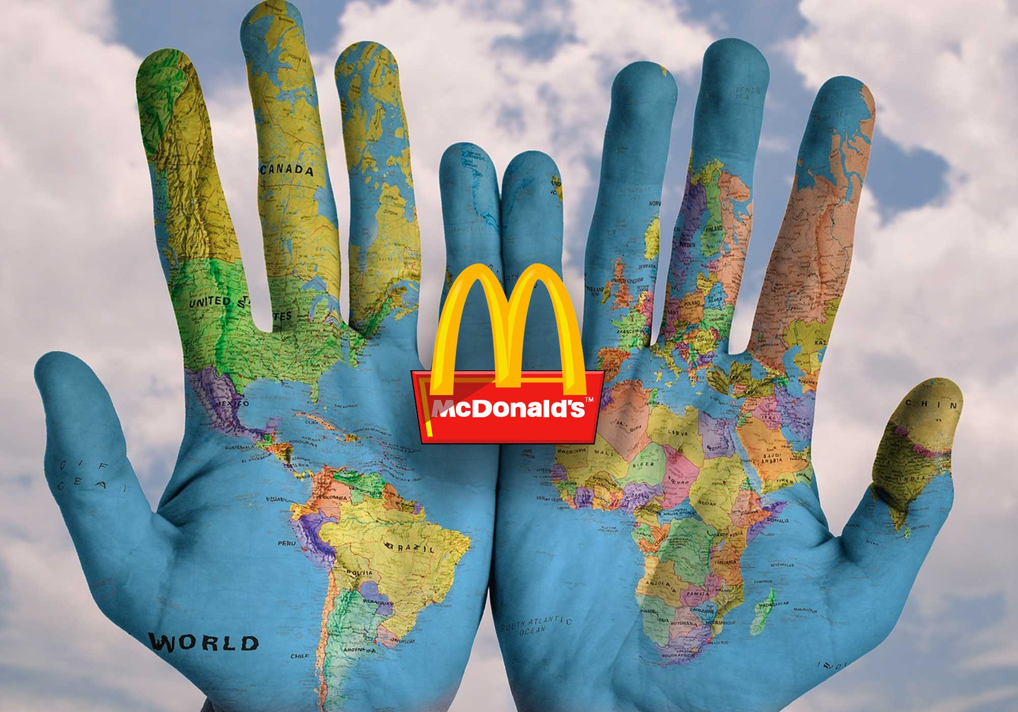 McDonald's Menu Global Variations