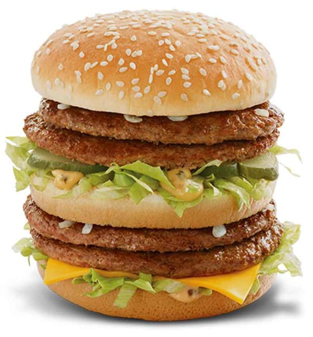 Mega Mac: McDonald's Menu Items Around The World - Turkey