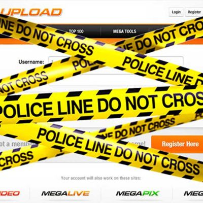 Megaupload Shutdown by FBI