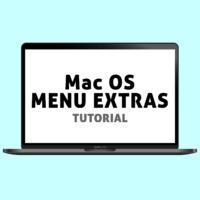 Mac Menu Extras: How to Add An Eject Menu To The Mac Menu Bar