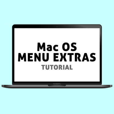 Mac OS Menu Extras