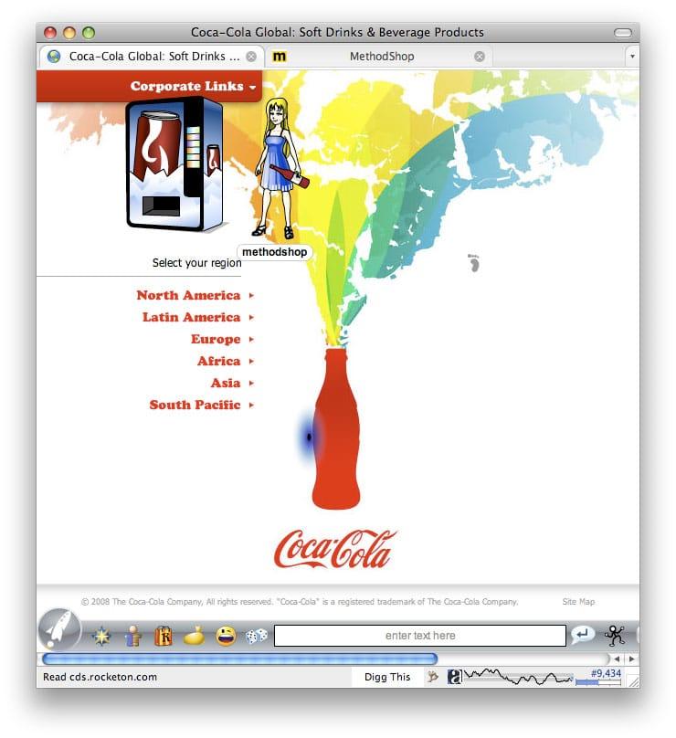 ROCKETON Coke