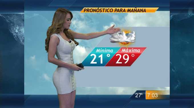 Mexican Weather Girls