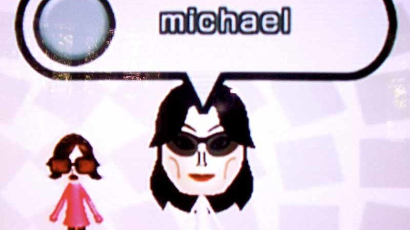 How To Make A Michael Jackson Mii For The Nintendo Wii