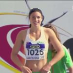 Everyone Loves The Michelle Jenneke Dance - Athlete's Warm-Up Routine Goes Viral