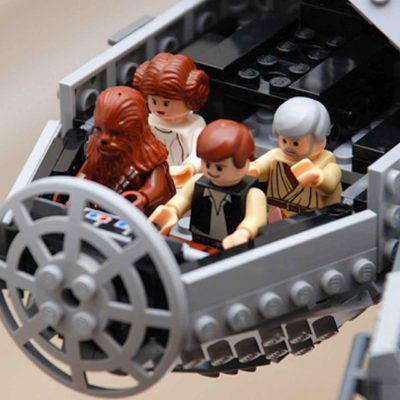 The Ultimate Collector's Millennium Falcon LEGO Set