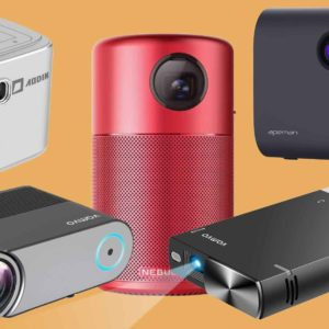 5 Best Mini Projectors For iPhone, Laptop, Streaming and Gaming (2019)