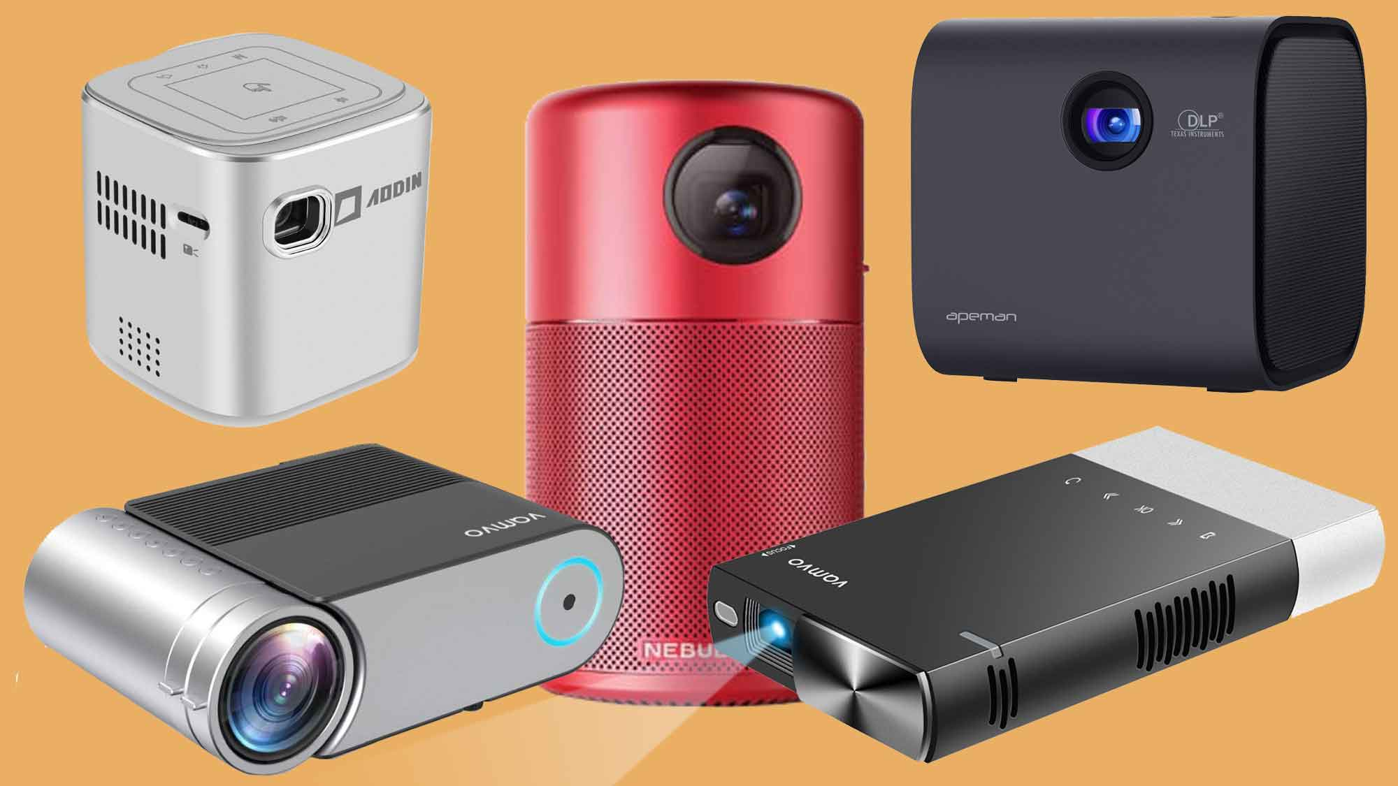 Best Mini Projectors (2019)