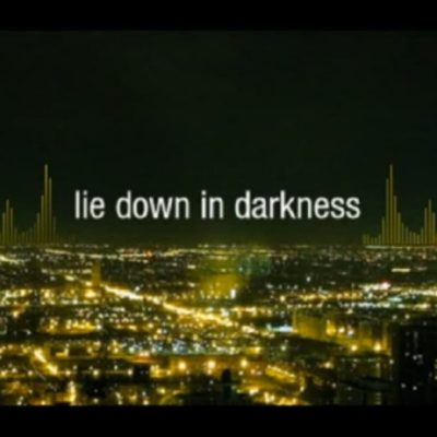 Moby 'Lie Down In Darkness' official video