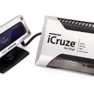 Monster Announces New iPod Car Stereo Interface Called iCruze