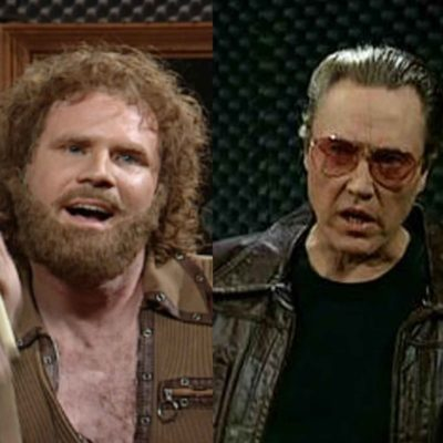 More Cowbell - Christopher Walken and Will Ferrell