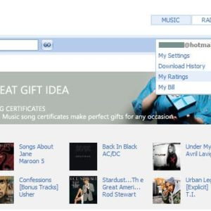 Microsoft Launches MSN Music Store to Compete with iTunes