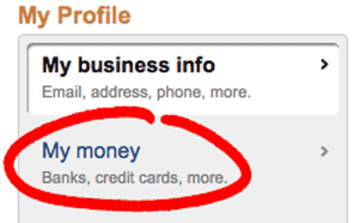 PayPal My Money