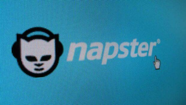 1990s Fads - Napster